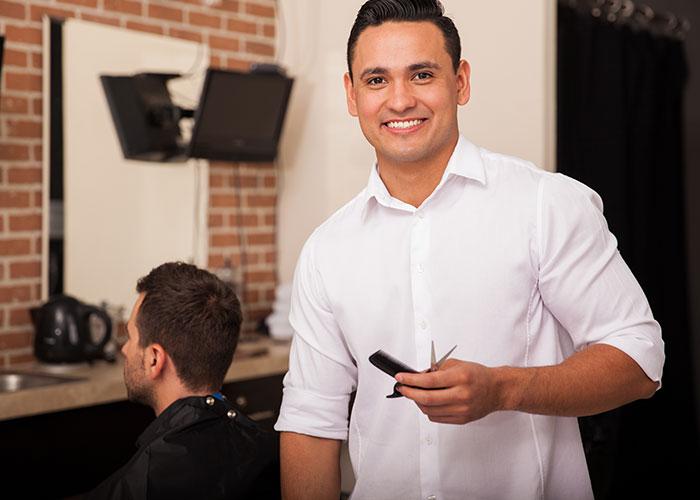 online salon booking App