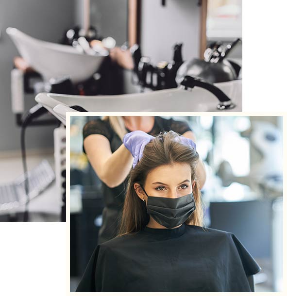 Instant salon booking App